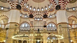 şehzade mehmet mosque and complex