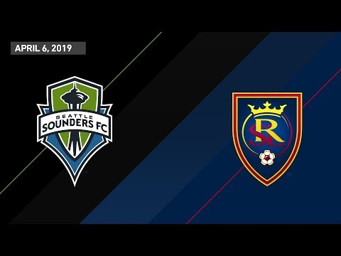 Seattle Sounders FC vs. Real Salt Lake | HIGHLIGHTS - April 6, 2019