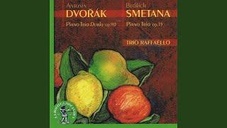 Piano Trio in E Minor Dumky, Op. 90. Lento maestoso, Allegro quasi doppio movimento