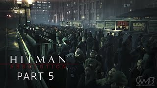 Hitman Absolution - Gameplay Walkthrough Part 5 - Train Station (Purist)