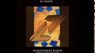 IN A DIFFERENT RIDDIM - MOSKI LOVE MASHUP ( DJ SNAKE X LAUV )