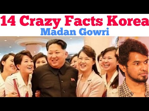 14 Crazy North Korea Facts | Tamil | Madan Gowri | MG