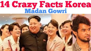 14 Crazy North Korea Facts   Tamil   Madan Gowri   MG