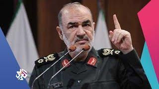 التلفزيون العربي | قائد الحرس الثوري الإيراني: لا نسعى للحرب ضد أميركا لكننا قادرون على هزيمتها