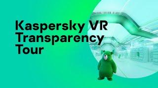 Kaspersky VR Transparency Tour
