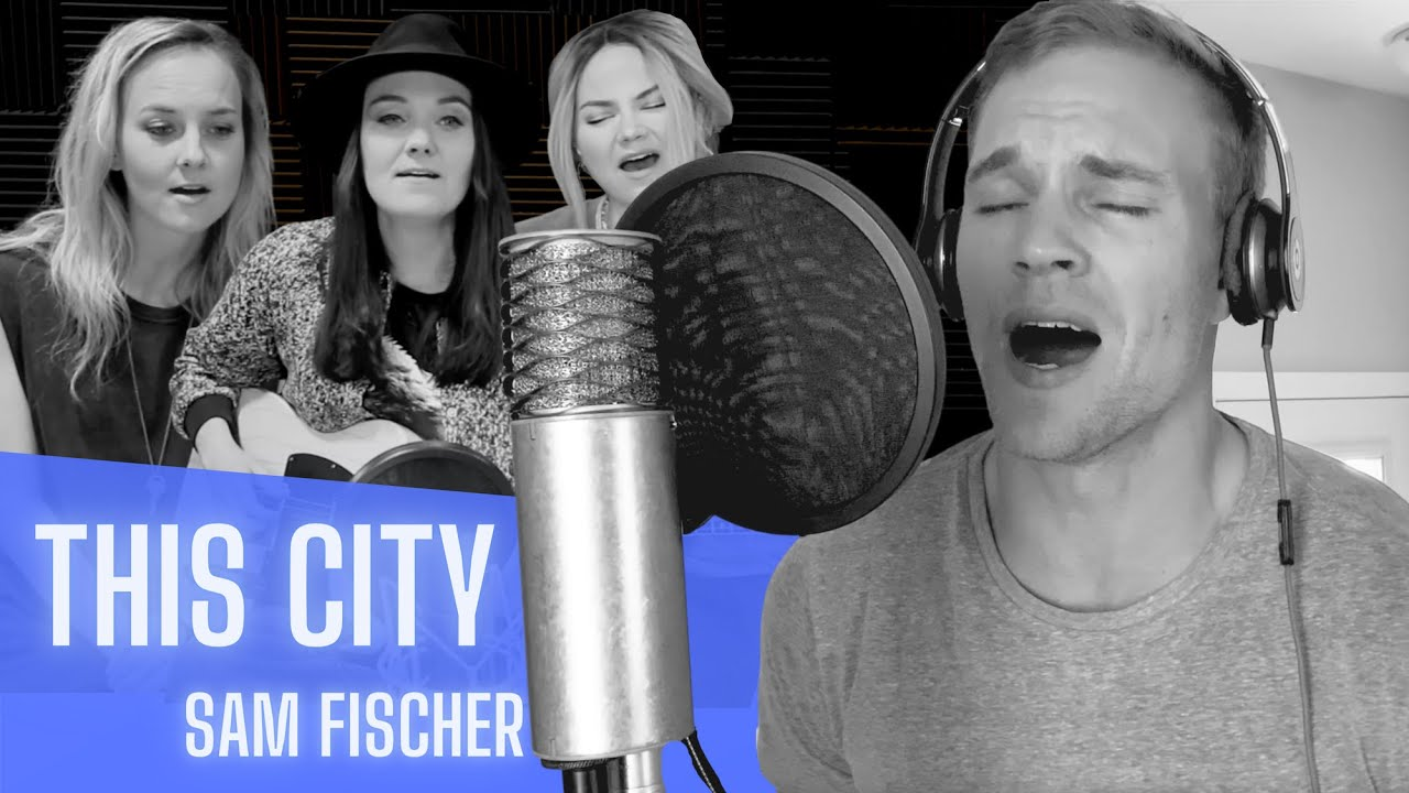 This City 🌃  Sam Fischer cover by Germein & Marshall Williams (Sister Sessions)