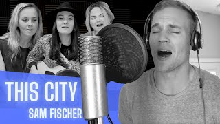 THIS CITY - Sam Fischer (ACOUSTIC COVER by Germein & Marshall Williams)