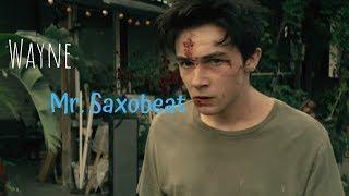 Wayne//Mr.Saxobeat