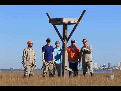 Osprey Platform Construction