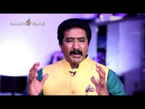Daily Promise and Prayer by Bro. P. Satish Kumar from Calvary Temple - 12-10-2017