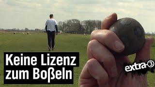 Realer Irrsinn: Boßelstreit in Kotzenbüll (2012) | extra 3 | NDR