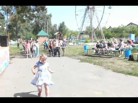 Игры ПДД в парке