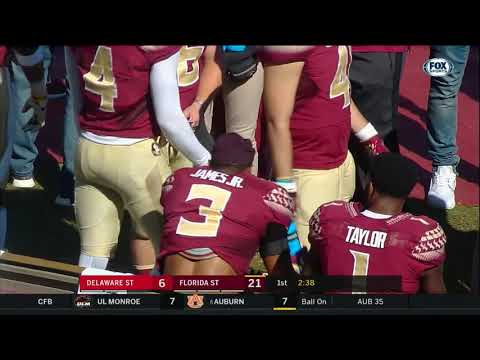 Delaware St at FSU 2017 Full Game