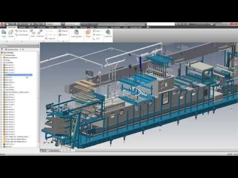 Quick Inventor Tip: Faster Edits with Assembly Express Mode