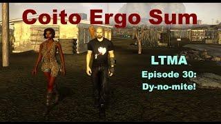 Coito Ergo Sum LTMA Ep. 30 - Dy-no-mite!
