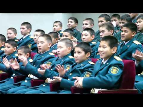 Информация о школе Жас Улан Рус яз.