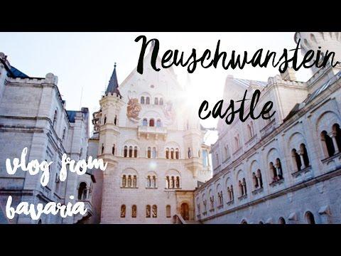 Trip to NEUSCHWANSTEIN CASTLE 🇩🇪  |  Munich TRAVEL VLOG  |  LIFE IN GERMANY | GoPro HERO4