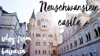 Exploring NEUSCHWANSTEIN CASTLE 🇩🇪  |  Munich and Bavaria TRAVEL VLOG  |  GoPro HERO4(Hey my dear friends! I'm happy to welcome you on my channel :) In this video you will see the footages from our trip to Neuschwanstein Castle, which used to be ..., 2016-04-11T05:16:35.000Z)