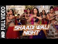 Calendar Girls: Shaadi Wali Night FULL VIDEO Song | Aditi Singh Sharma | T-Series