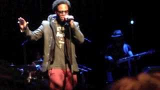 Dwele  - Without You; live in Amsterdam 2014