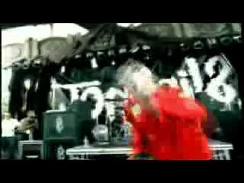 Slipknot Spit It Out (video oficial)