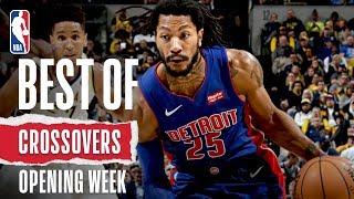NBA's Best Crossovers from Opening Week | 2019-20 NBA Season