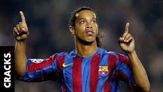 El América creía que le ganaría al Barça. Hasta que Ronaldinho entró a emparejar la balanza