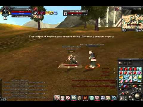 Free To Play MMORPG – 9Dragons gameplay