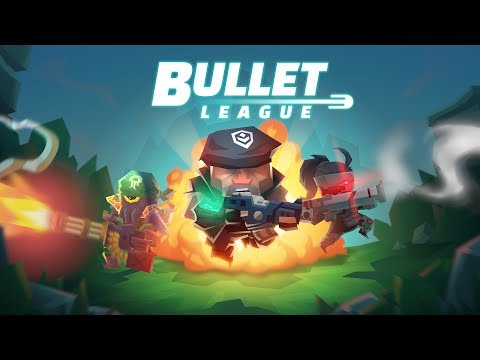 Bullet League – Battle Royale en 2D