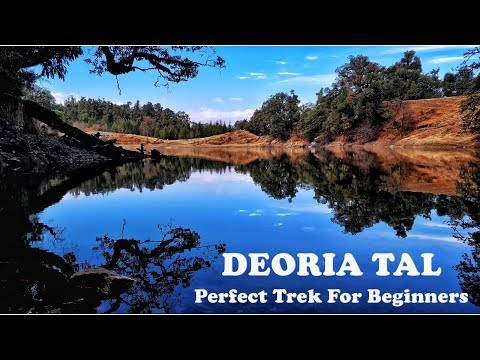 DEORIA TAL: THE REFLECTION LAKE TREK | Perfect Weekend Getaway from Delhi