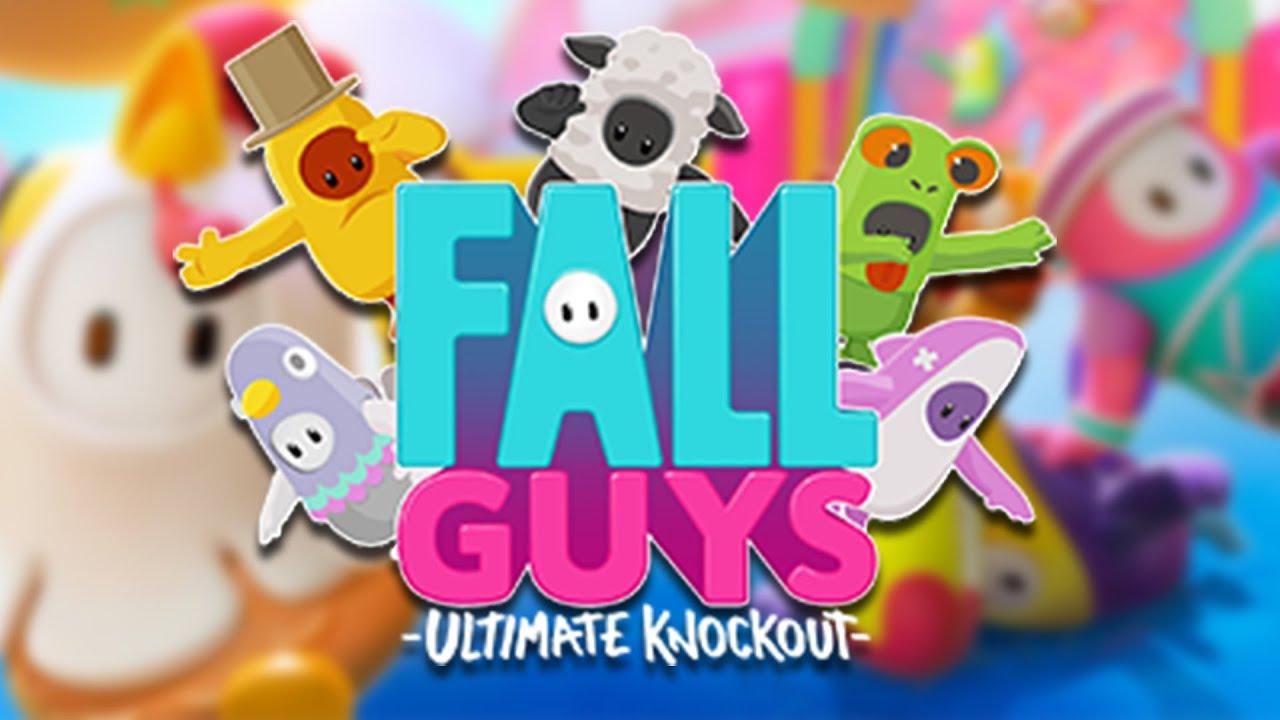 [Live] Fall Guys! Perdeu passa o controle!