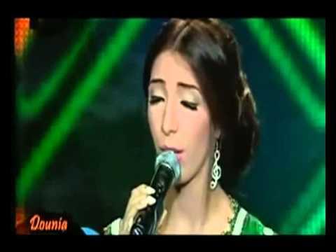 Dounia Batma Enty Baghya Wahad - Saad lamjarred - Cover - دنيا بطمة تغني انتي باغيه واحد سعد المجرد