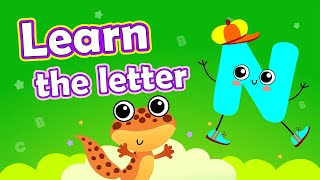 Learn The Letter \