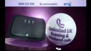 Bt   Total Broadband & Calls 2008647