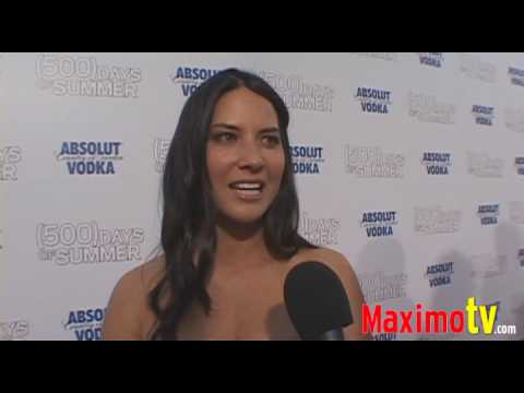 OLIVIA MUNN on Posing for Playboy