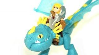 DreamWorks Dragons Astrid & Stormfly Mp3