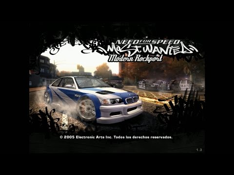NFS: Most Wanted (PC) (MODs) (Gameplay) [1080p@60]