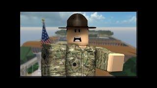 ¡Entrenamiento Militar Roblox! (Militarde Bornholm)