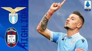 Lazio 3-2 Crotone | Decide nel finale Caicedo | Serie A TIM