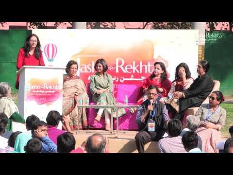 Women poets Mushaira I Jashn-e-Rekhta 2017
