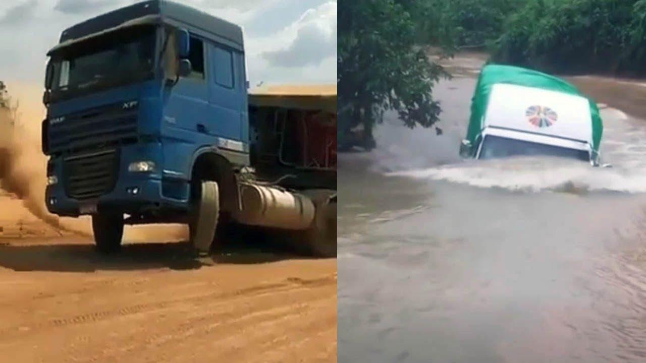 Increibles HABILIDADES! | Conductores de Camiones! | WTF Cars