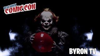 New York Comic Con 2019 - IT Pennywise  Thanos & The Joker