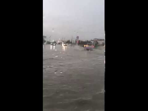 Потоп в Усинске