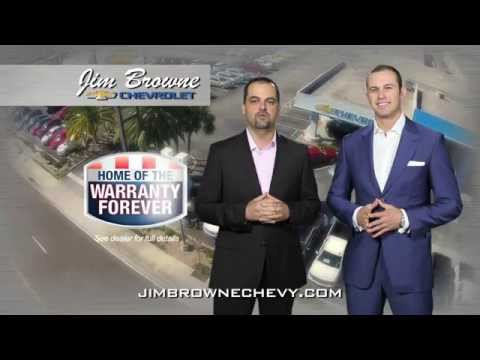 Jim Browne Chevrolet - Spring into Summer Sales Event