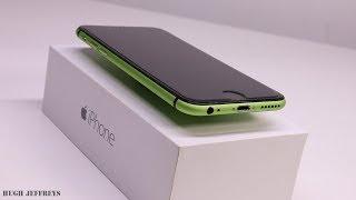 Custom Green iPhone 6 Build & Giveaway!