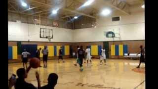 On Pointhoops Basketball VS Oklahoma Outlaws