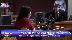 MUST WATCH: Arizona Voters OUTRAGED At Elections Hearing Part 1 FNN