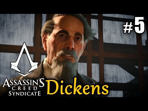 ASSASSIN'S CREED SYNDICATE #5 Charles Dickens ★ ps4 let's play gameplay walkthrough