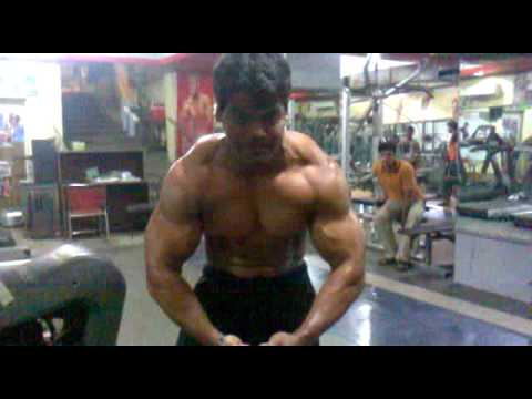 Young India Health Club Coach Mr. ARIF.flv