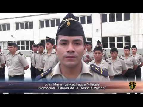 INPE cuenta con 300 nuevos agentes para reforzar seguridad en penales